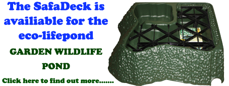 Pond safety and the life pond